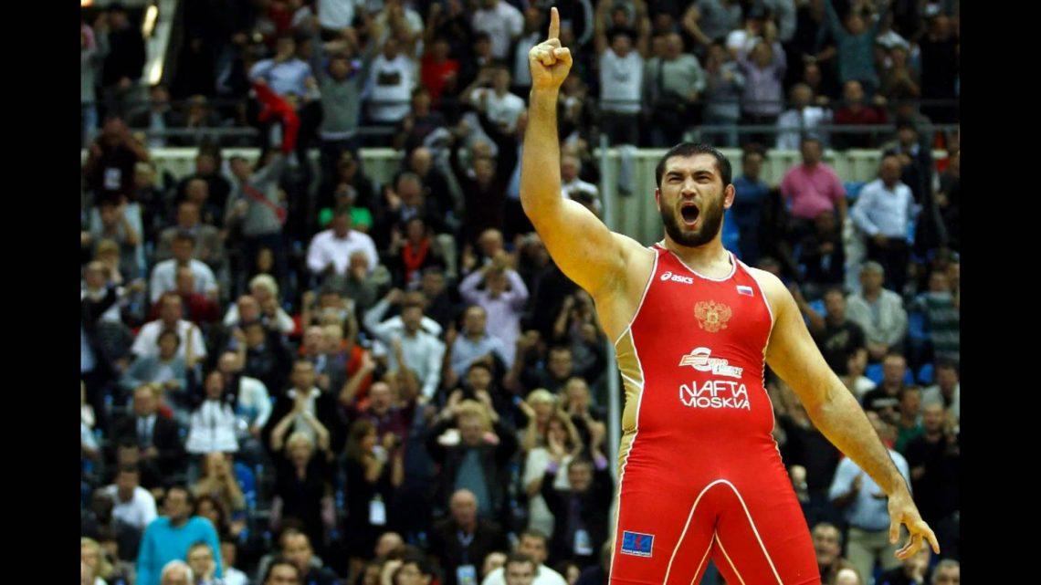 Bilyal Makhov MMA