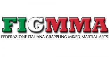 Logo FIgmma grosso su sfondo bianco