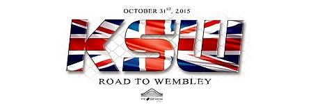 "KSW 32 ""Road to Wembley"" con main-event Pudzianowski vs Graham 1"