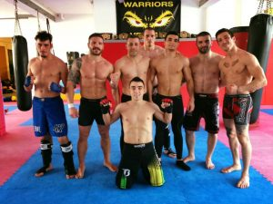 IL TEAM WARRIORS VERONA