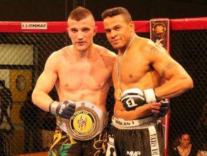 campione in carica a 77 kg
