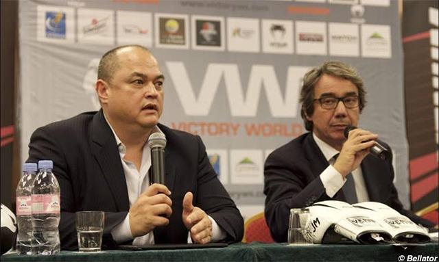 Alessio Sakara in Bellator, che fa la prima tappa europea a Torino. 1