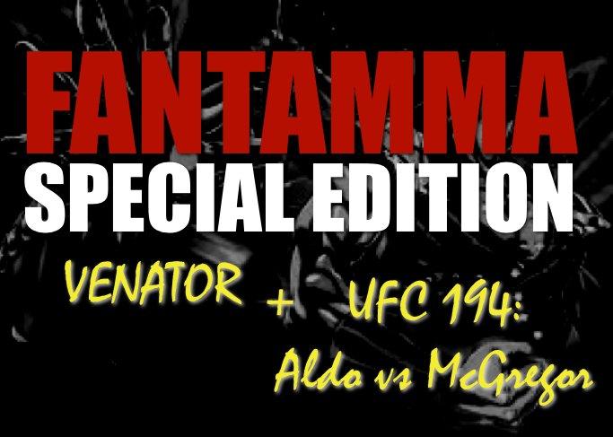 FantaMMA -Special Edition: Venator+ UFC 194 1
