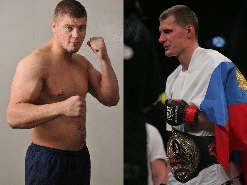 M-1 Challenge 64: Denis Smoldarev vs Alexander Volkov per il Titolo dei Massimi 1