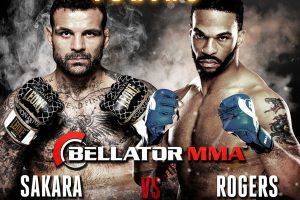 Rogers vs Sakara