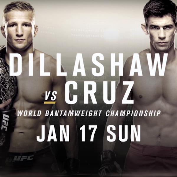 Risultati UFC Boston: Dillashaw vs. Cruz 1