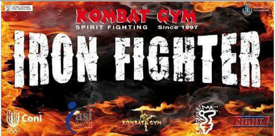IRON FIGHTER - MIRCEA E PUGGIONI IN CARD 1