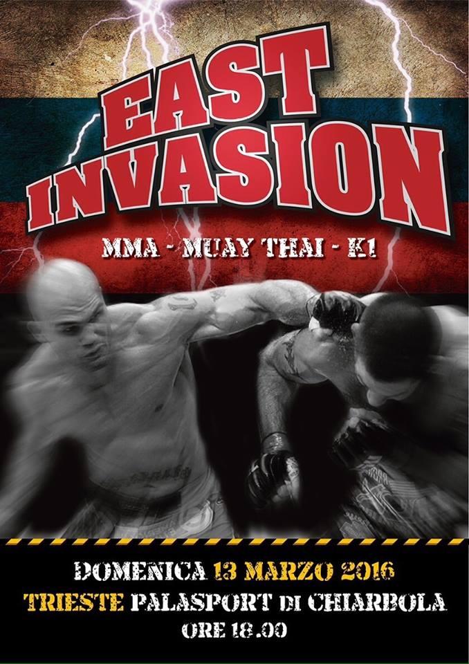 EAST INVASION 1