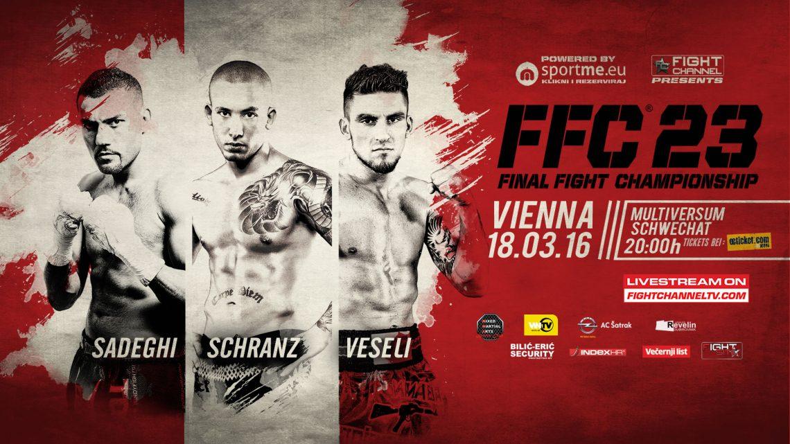 Risultati FFC 23 Vienna 1