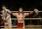 Hayabusa ci ha lasciati, era l'eroe del Flying Wrestling 6