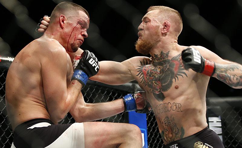 Conor McGregor trova un alleato in Nate Diaz 1