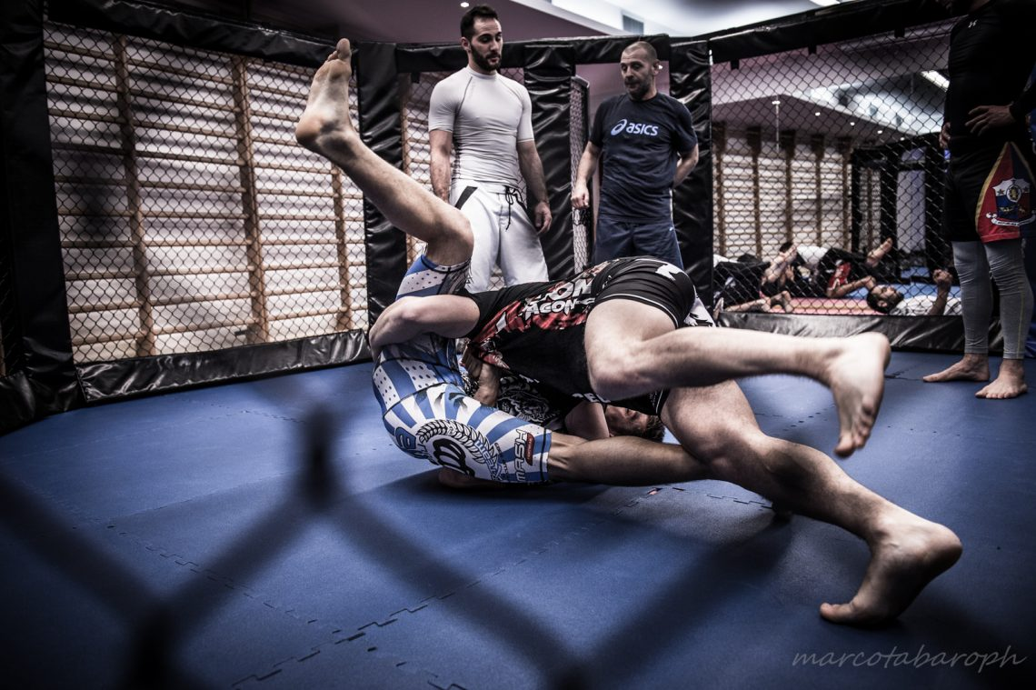 Catch Wrestling & Grappling per le MMA: la visione di PAOLO PILLOT 1