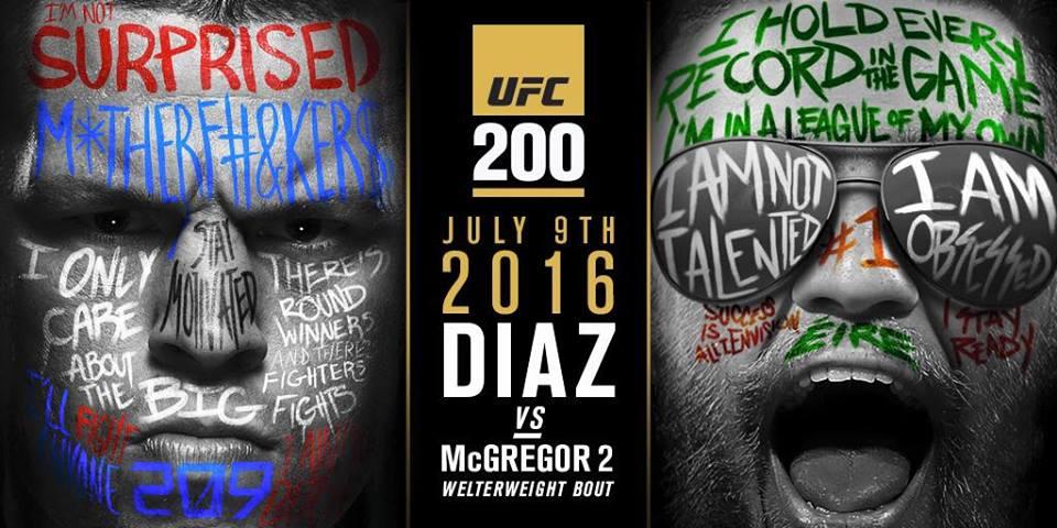 UFC200 - BOOM! 1