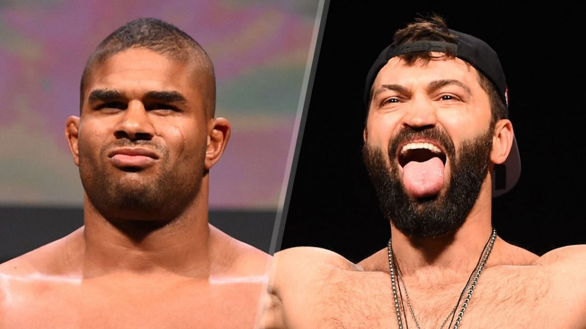 OVEREEM-ARLOVSKI - UFC FIGHT NIGHT 87 - RISULTATI 1