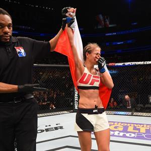 """Karolina Kowalkiewicz dopo il debutto in UFC: """"Heather,meriti grande rispetto!"""" 1"""