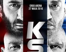 KSW 35 il 27 Maggio 2016 presso la Ergo Arena di Danzica. 1