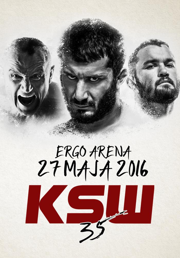 Risultati di KSW 35 e report del main-event Mamed Khalidov vs Aziz Karaoglu 1