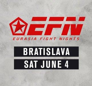 Risultati EFN 49: vittoria per TKO di Alexey Stoyan dopo 15 secondi del 1° round 1
