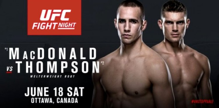 UFN89-MacDonald-vs-Thompson-Poster