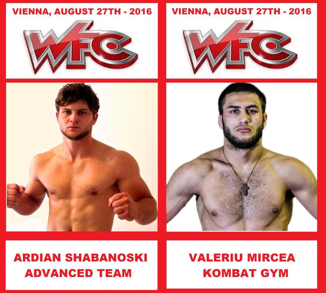 WFC 20 VIENNA - MIRCEA E SHABANOSKI IN CARD 1