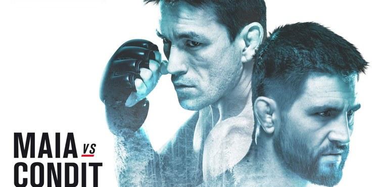 Risultati UFC Vancouver: Maia vs Condit (+ Alessio Di Chirico) 1