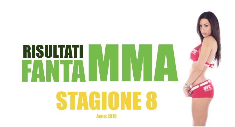 FantaMMA s08e01: UFC Amburgo RISULTATI 1