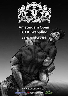 Amsterdam Open Bjj & Grappling 1
