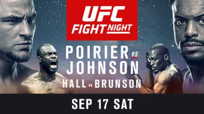 UFC Fight Night 94: Poirier vs. Johnson (risultati) 1