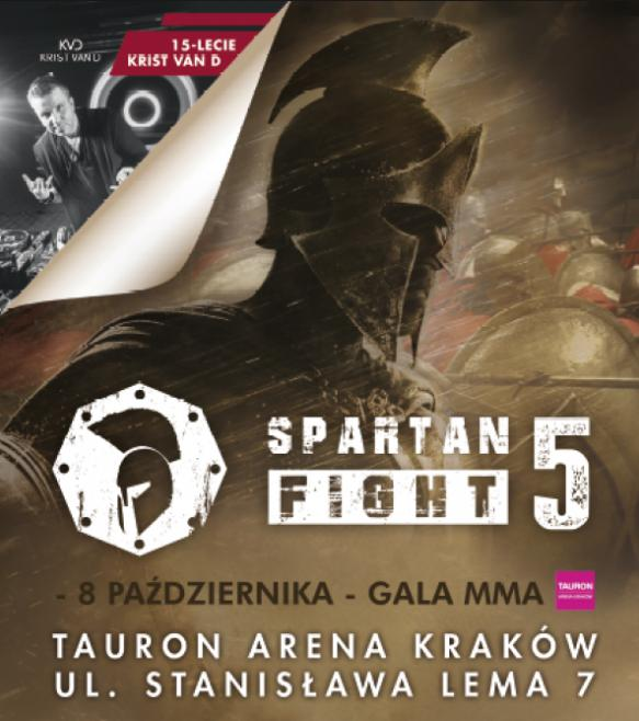 Spartan Fight 5: Ernesto Papa vs Adam Wieczorek / Claudio Conti vs Maciej Browarski 1