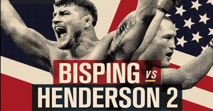 Risultati UFC 204: Bisping vs Henderson II 1