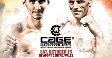 I risultati di Cage Warriors 79 4