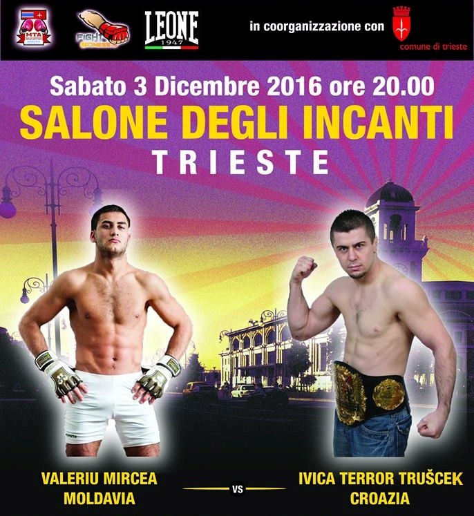 Mircea vs Truscek a Trieste! 1