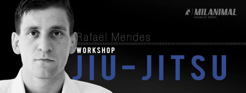 11 Novembre a Milano:  Workshop di Rafael Mendes 1