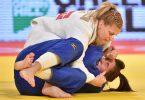 Ronda spostati, la due volte oro olimpico di judo Kayla Harrison firma per la WSOF 2