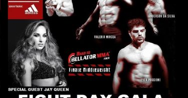 FIGHT DAY GALA: I MATCH 2