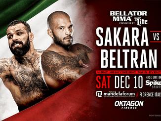 Oktagon / Bellator Firenze: Risultati & report 2