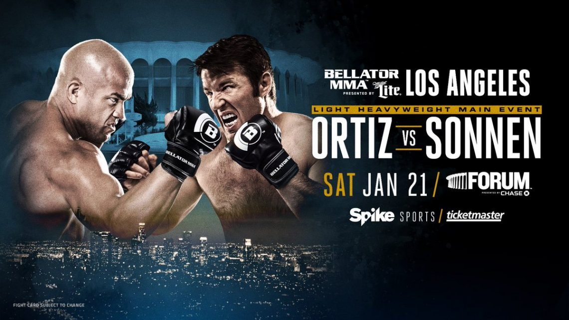 Risultati Bellator 170: Sonnen vs Ortiz (con highlights) 1