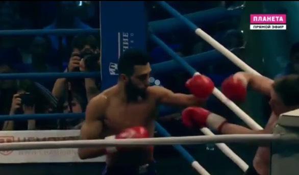 Risultati W5 Giorgio Petrosyan vs Artem Pashporin: Video 1