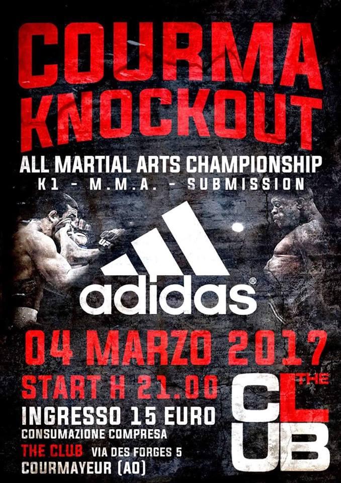 Courma Knockout 1