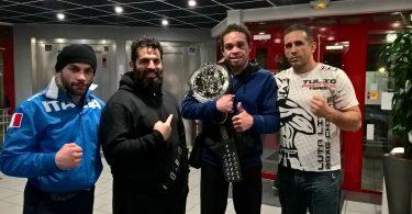 Ciro Ruotolo al 100% fight 29 2