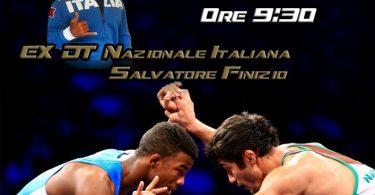 Seminario di lotta olimpia con il Maestro Salvatore Finizio 8