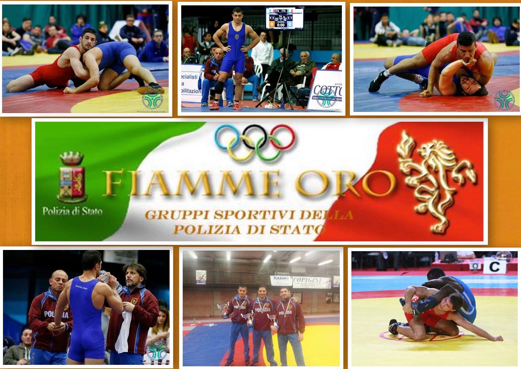 Seminario di lotta olimpia con il Maestro Salvatore Finizio 2