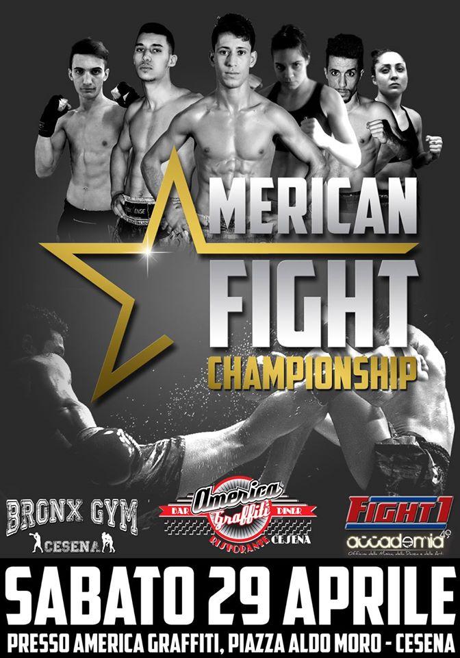American Fight Championship a Cesena il 29 Aprile! 4