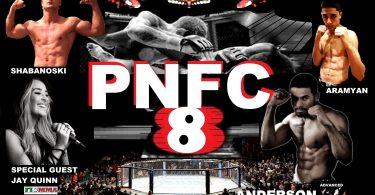 PNFC8: chi sarà l'avversario di Anderson il 27 maggio? 16