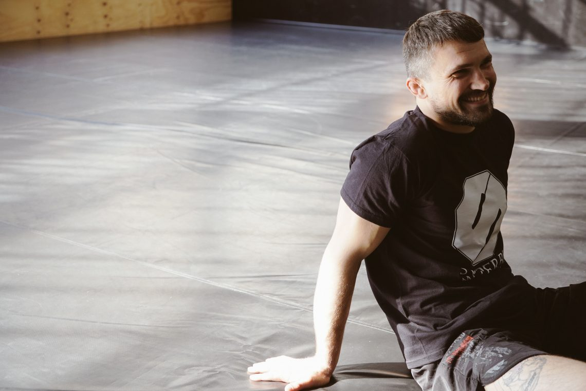 """Stefan Croitoru: """"Le MMA, gli sforzi e le rinunce in vista di The Golden Cage """" 1"""