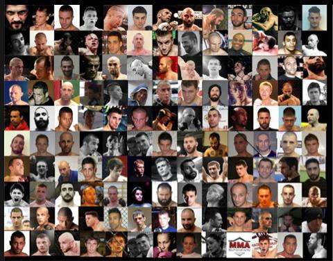 RANKING MMA ITALIANE: AGGIORNAMENTO AD APRILE 2017 1