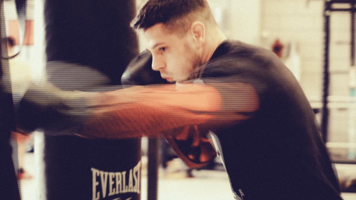 """Francesco Moricca:  """"Dalle MMA al K-1, andata e ritorno, fino a The Golden Cage"""" 1"""