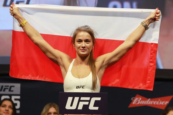 "Karolina Kowalkiewicz: ""Combatterò ancora per 2 o 3 anni"" 1"