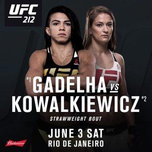 "Karolina Kowalkiewicz: ""Combatterò ancora per 2 o 3 anni"" 2"