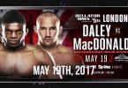 Bellator 179: MacDonald vs Daley 3